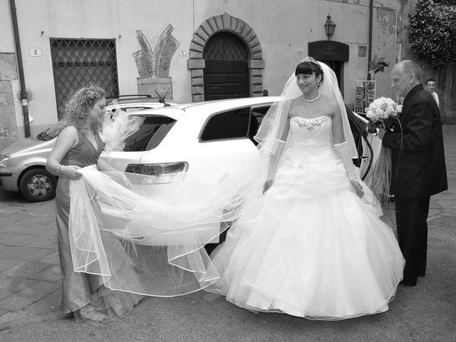 Il matrimonio di Marco e Georgetta a Lucca, Lucca 27