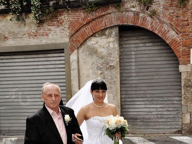 Il matrimonio di Marco e Georgetta a Lucca, Lucca 29