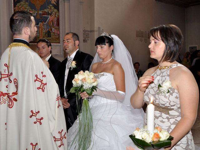 Il matrimonio di Marco e Georgetta a Lucca, Lucca 30