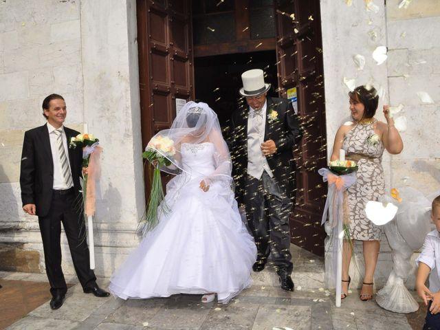 Il matrimonio di Marco e Georgetta a Lucca, Lucca 34
