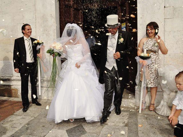 Il matrimonio di Marco e Georgetta a Lucca, Lucca 35