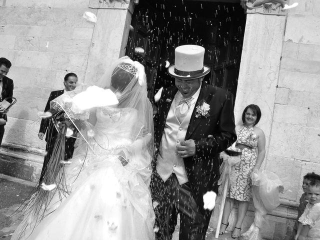 Il matrimonio di Marco e Georgetta a Lucca, Lucca 36