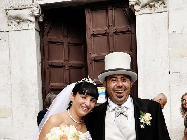 Il matrimonio di Marco e Georgetta a Lucca, Lucca 38