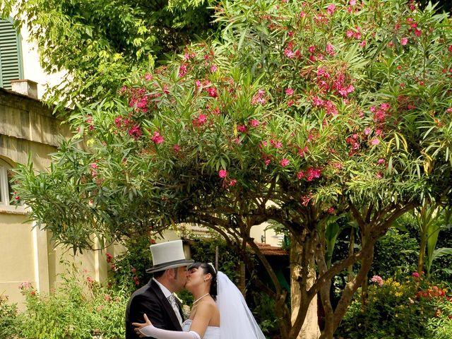 Il matrimonio di Marco e Georgetta a Lucca, Lucca 39