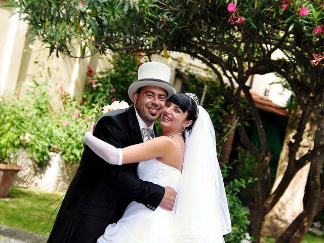 Il matrimonio di Marco e Georgetta a Lucca, Lucca 41