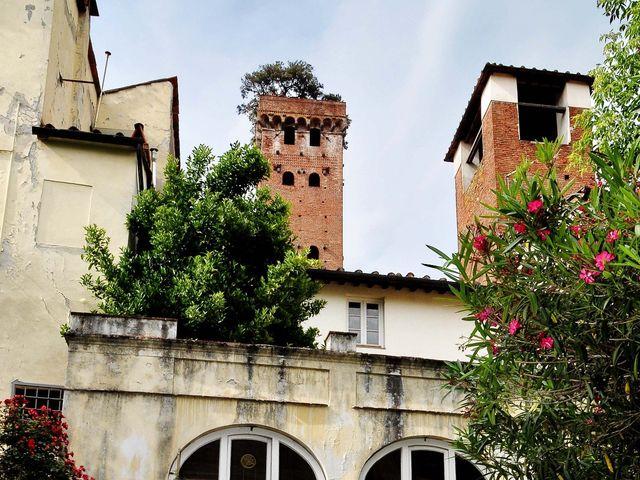 Il matrimonio di Marco e Georgetta a Lucca, Lucca 43
