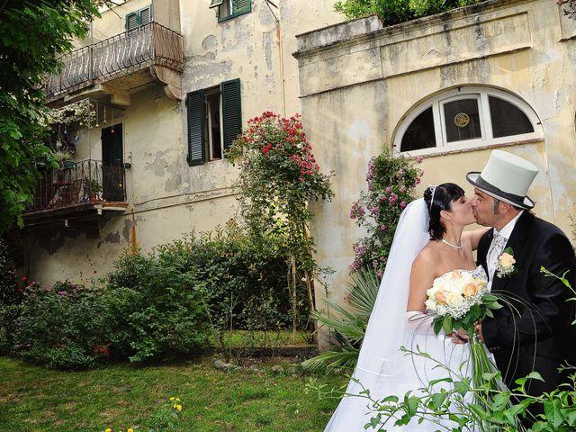 Il matrimonio di Marco e Georgetta a Lucca, Lucca 44