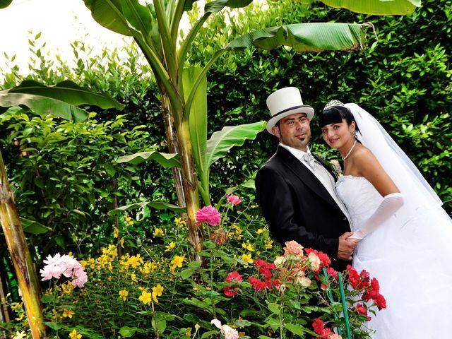Il matrimonio di Marco e Georgetta a Lucca, Lucca 45