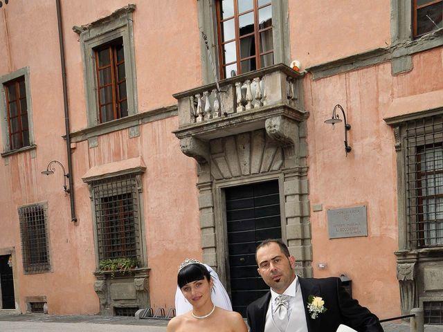Il matrimonio di Marco e Georgetta a Lucca, Lucca 57