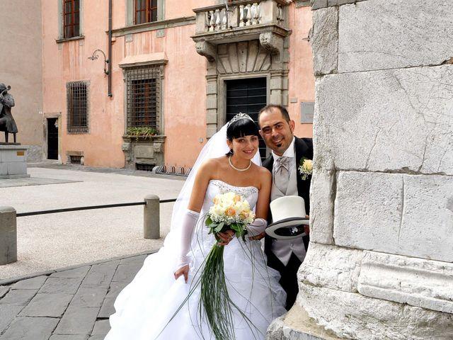 Il matrimonio di Marco e Georgetta a Lucca, Lucca 58