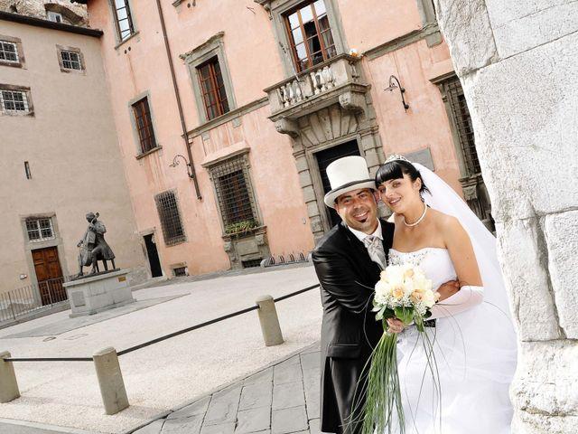 Il matrimonio di Marco e Georgetta a Lucca, Lucca 59