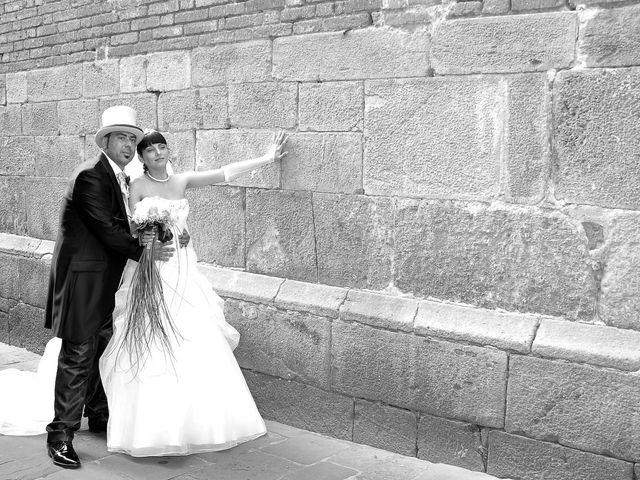 Il matrimonio di Marco e Georgetta a Lucca, Lucca 60