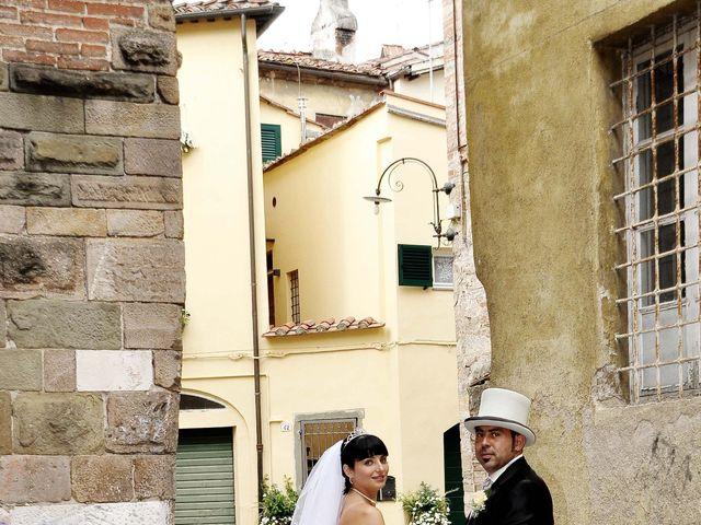 Il matrimonio di Marco e Georgetta a Lucca, Lucca 61