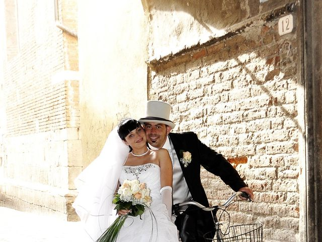 Il matrimonio di Marco e Georgetta a Lucca, Lucca 62