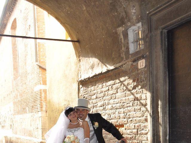 Il matrimonio di Marco e Georgetta a Lucca, Lucca 63