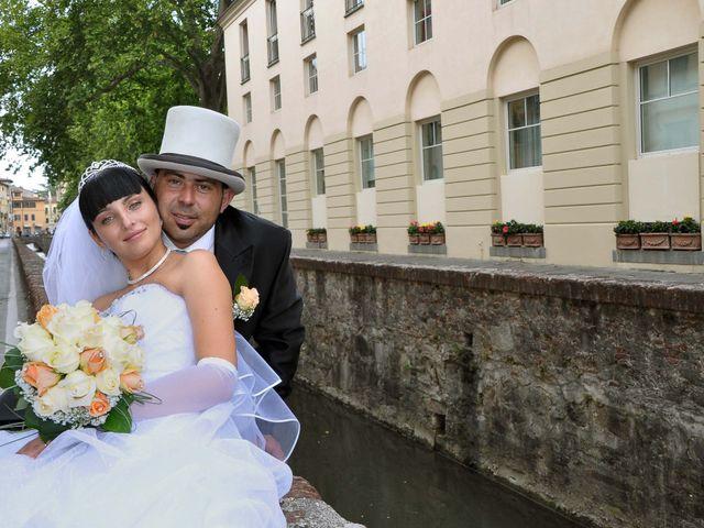 Il matrimonio di Marco e Georgetta a Lucca, Lucca 72