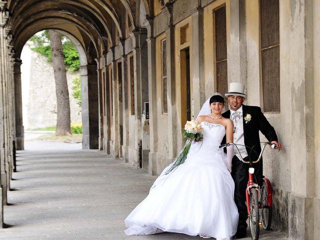 Il matrimonio di Marco e Georgetta a Lucca, Lucca 73