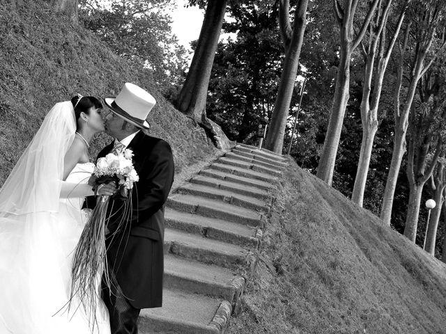 Il matrimonio di Marco e Georgetta a Lucca, Lucca 76