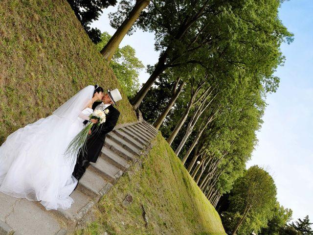 Il matrimonio di Marco e Georgetta a Lucca, Lucca 77