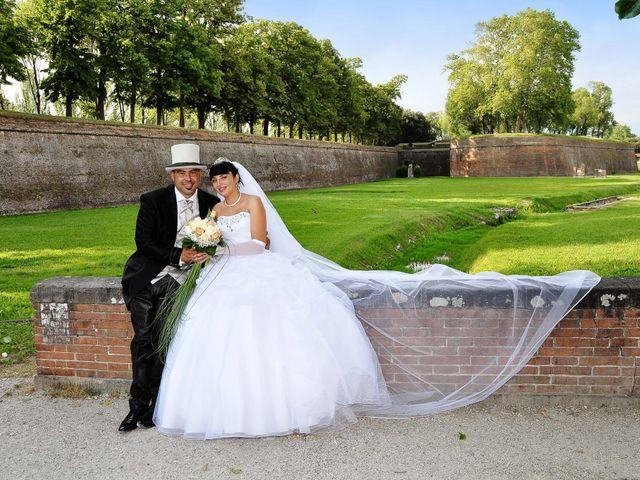 Il matrimonio di Marco e Georgetta a Lucca, Lucca 78