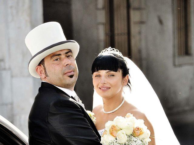 Il matrimonio di Marco e Georgetta a Lucca, Lucca 79