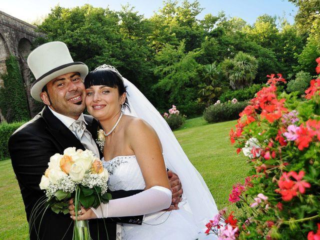 Il matrimonio di Marco e Georgetta a Lucca, Lucca 81