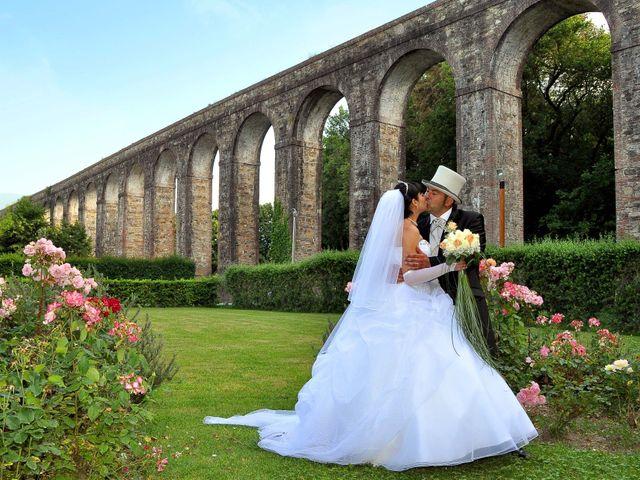 Il matrimonio di Marco e Georgetta a Lucca, Lucca 83