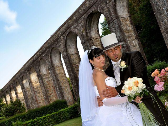 Il matrimonio di Marco e Georgetta a Lucca, Lucca 1