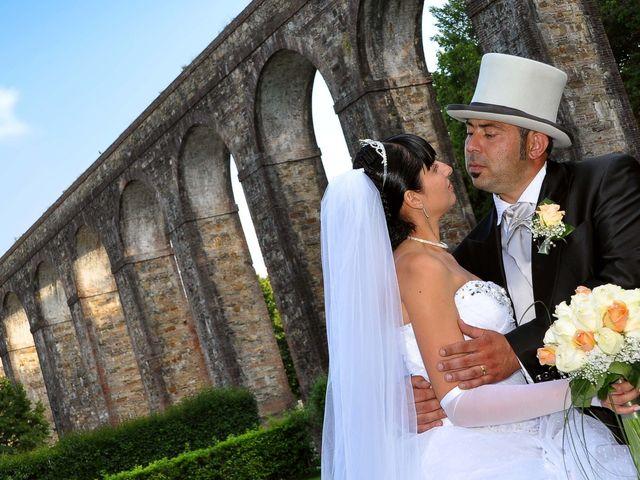 Il matrimonio di Marco e Georgetta a Lucca, Lucca 2