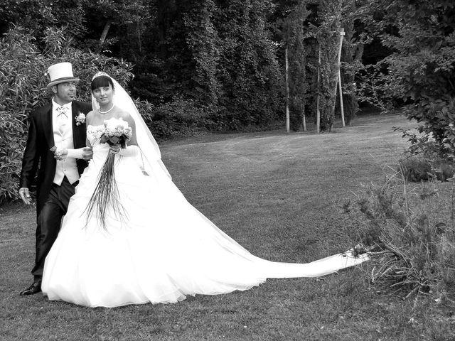 Il matrimonio di Marco e Georgetta a Lucca, Lucca 84