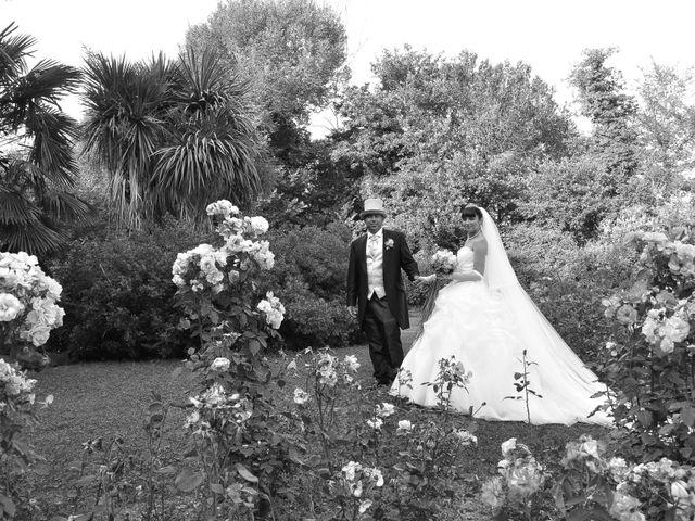 Il matrimonio di Marco e Georgetta a Lucca, Lucca 85