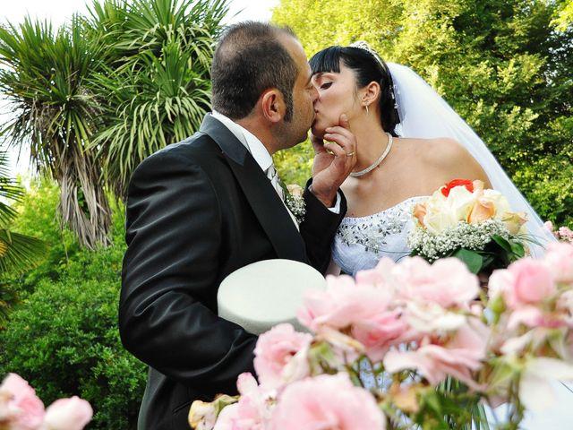 Il matrimonio di Marco e Georgetta a Lucca, Lucca 88