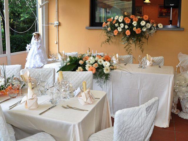Il matrimonio di Marco e Georgetta a Lucca, Lucca 90