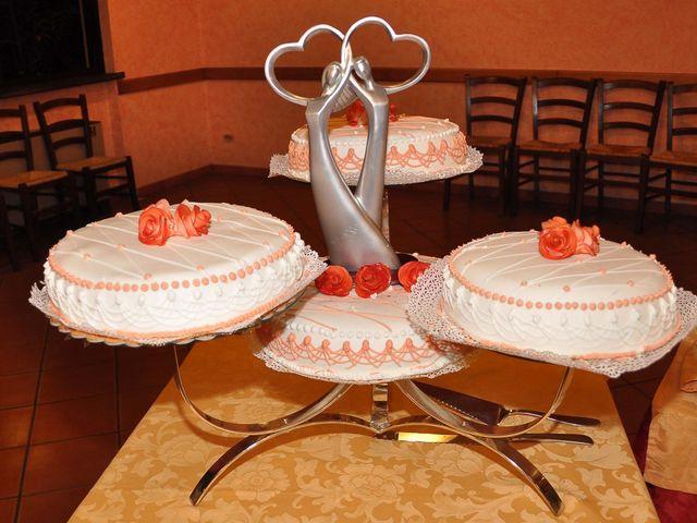 Il matrimonio di Marco e Georgetta a Lucca, Lucca 95