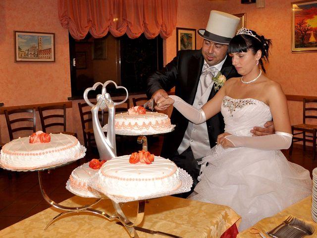 Il matrimonio di Marco e Georgetta a Lucca, Lucca 96