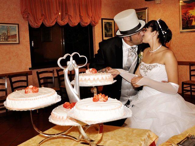 Il matrimonio di Marco e Georgetta a Lucca, Lucca 98