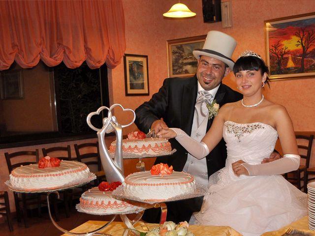 Il matrimonio di Marco e Georgetta a Lucca, Lucca 99