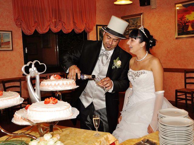 Il matrimonio di Marco e Georgetta a Lucca, Lucca 101