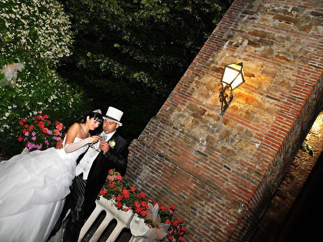 Il matrimonio di Marco e Georgetta a Lucca, Lucca 102