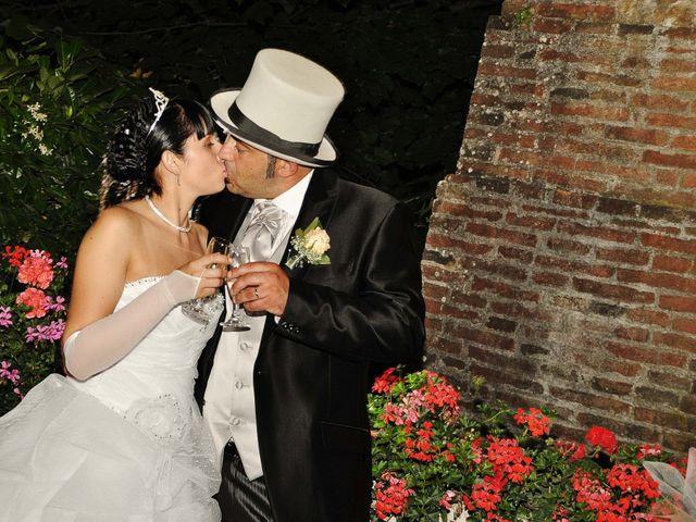 Il matrimonio di Marco e Georgetta a Lucca, Lucca 104