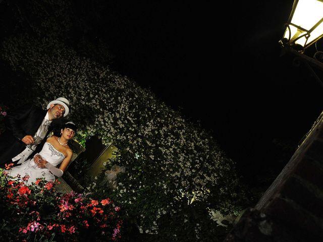 Il matrimonio di Marco e Georgetta a Lucca, Lucca 105