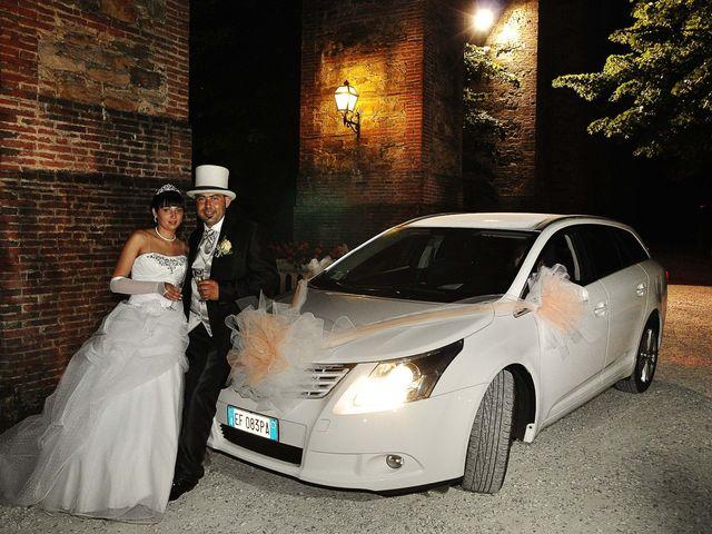 Il matrimonio di Marco e Georgetta a Lucca, Lucca 106