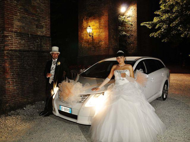 Il matrimonio di Marco e Georgetta a Lucca, Lucca 107