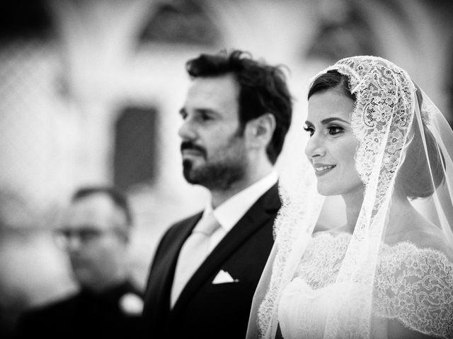 le nozze di Annalise e Emanuele