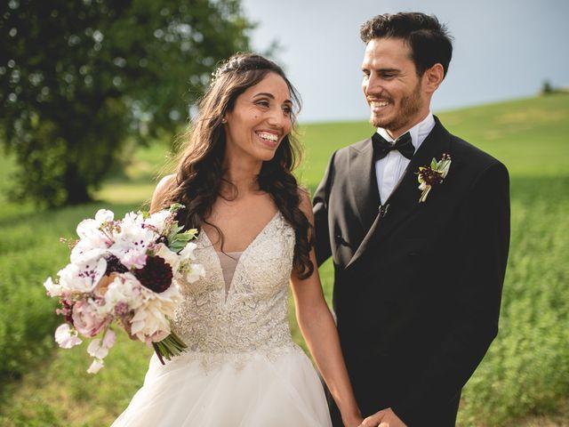 Le nozze di Clelia e Enrico