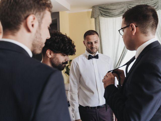 Il matrimonio di Teresa e Davide a Paglieta, Chieti 8