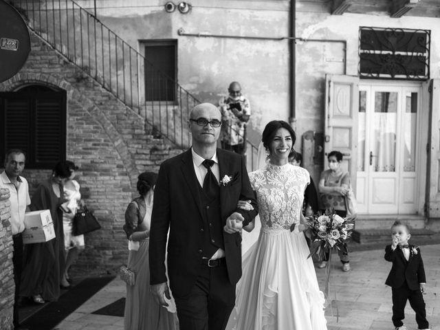 Il matrimonio di Teresa e Davide a Paglieta, Chieti 24