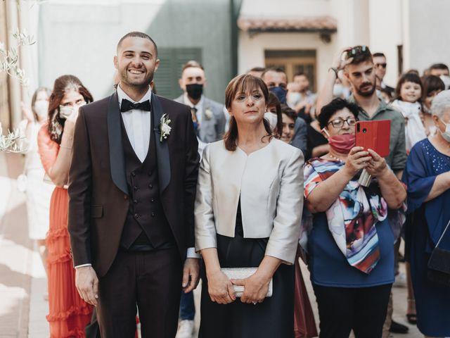 Il matrimonio di Teresa e Davide a Paglieta, Chieti 25