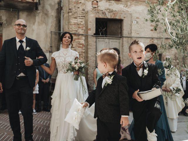 Il matrimonio di Teresa e Davide a Paglieta, Chieti 27