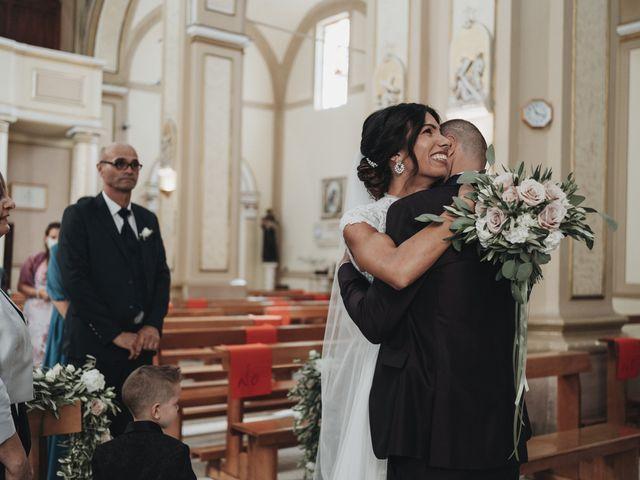 Il matrimonio di Teresa e Davide a Paglieta, Chieti 28